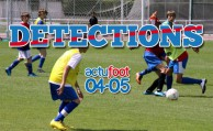 Détections du Gap Foot 05 des U14 au Seniors ligue