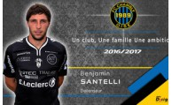 au FC Chambly ( National )
